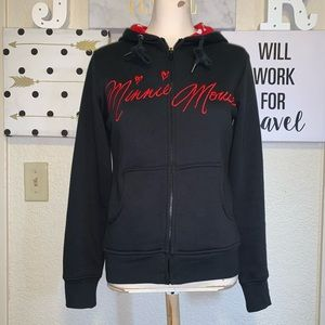 DISNEY MINNIE MOUSE HOODED